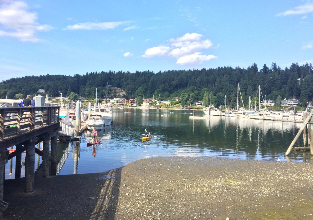 Bring your boat, take a tour, or rent a paddle-board. Gig Harbor offers all kinds of ways to get into the water.