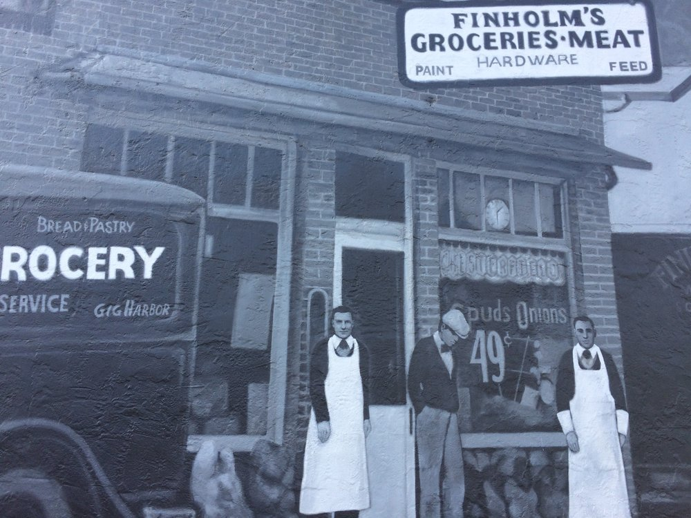 Finholm's Market and Grocery