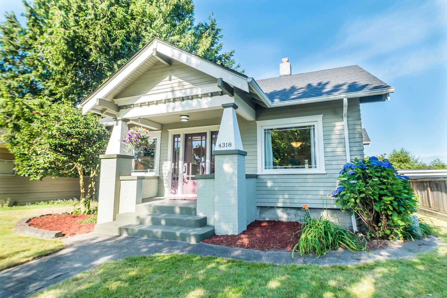 SOLD! South End Craftsman Cutie — Michael Duggan - Tacoma Homes