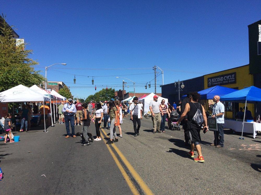 Hilltop Street Fair