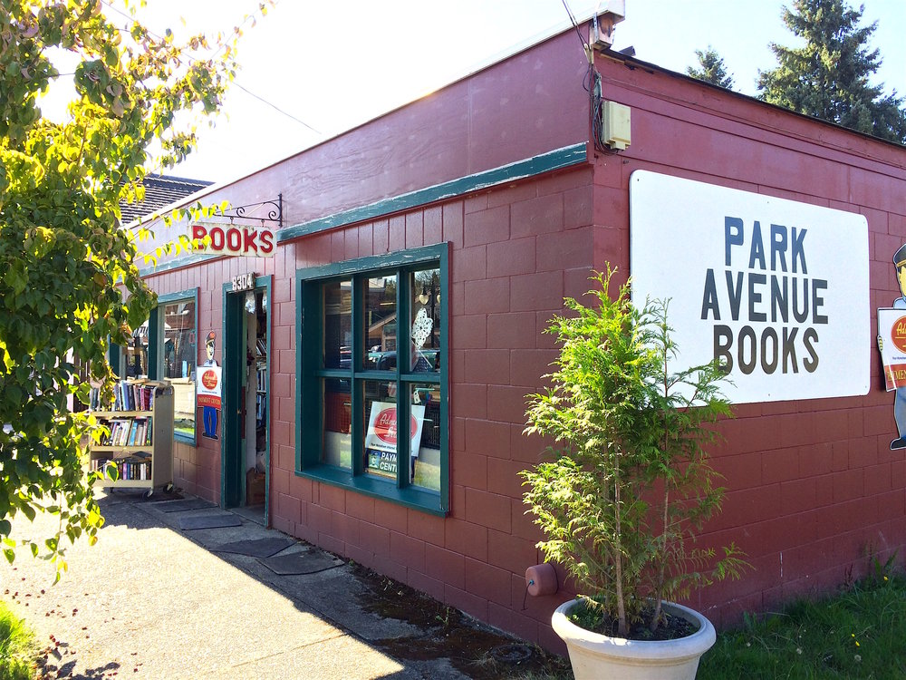 A few local bookshops combined to create Park Avenue Books in Fern Hill.