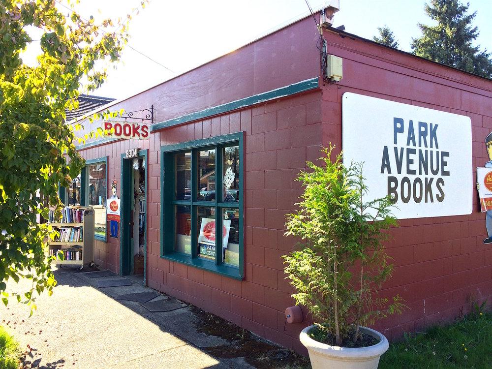 A few local bookshops combined to create Park Avenue Books in Fern Hill.