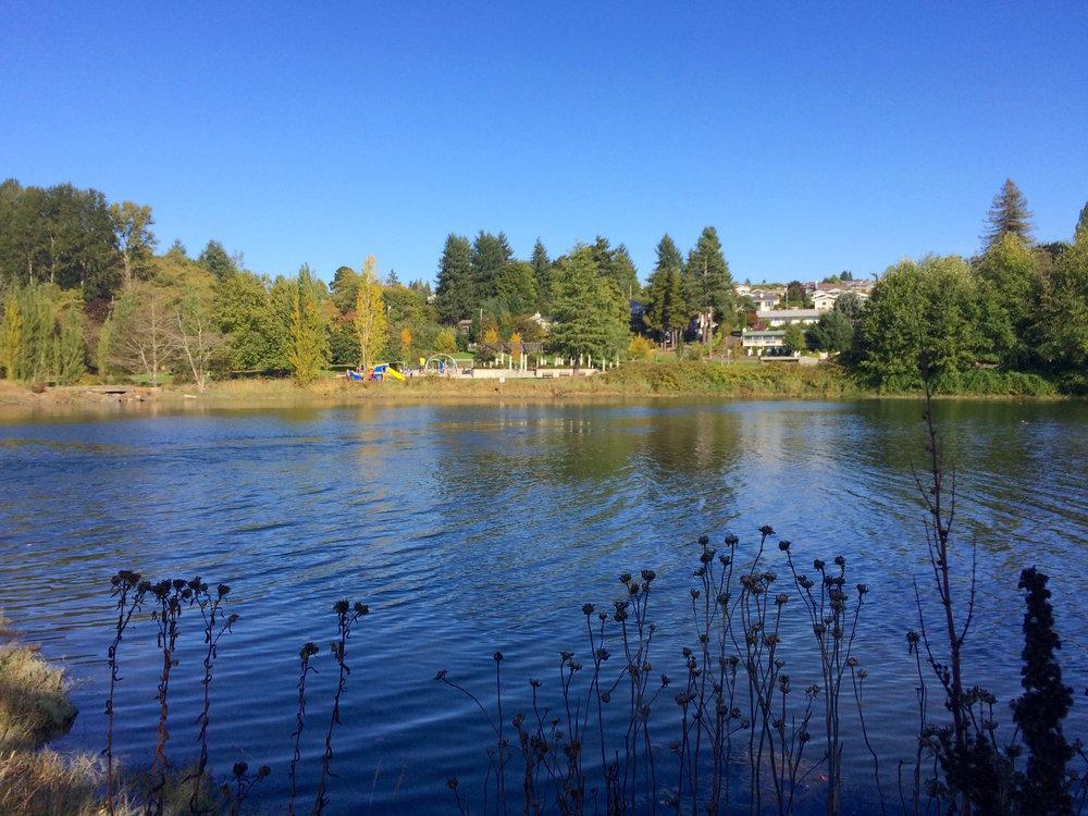Titlow Lagoon