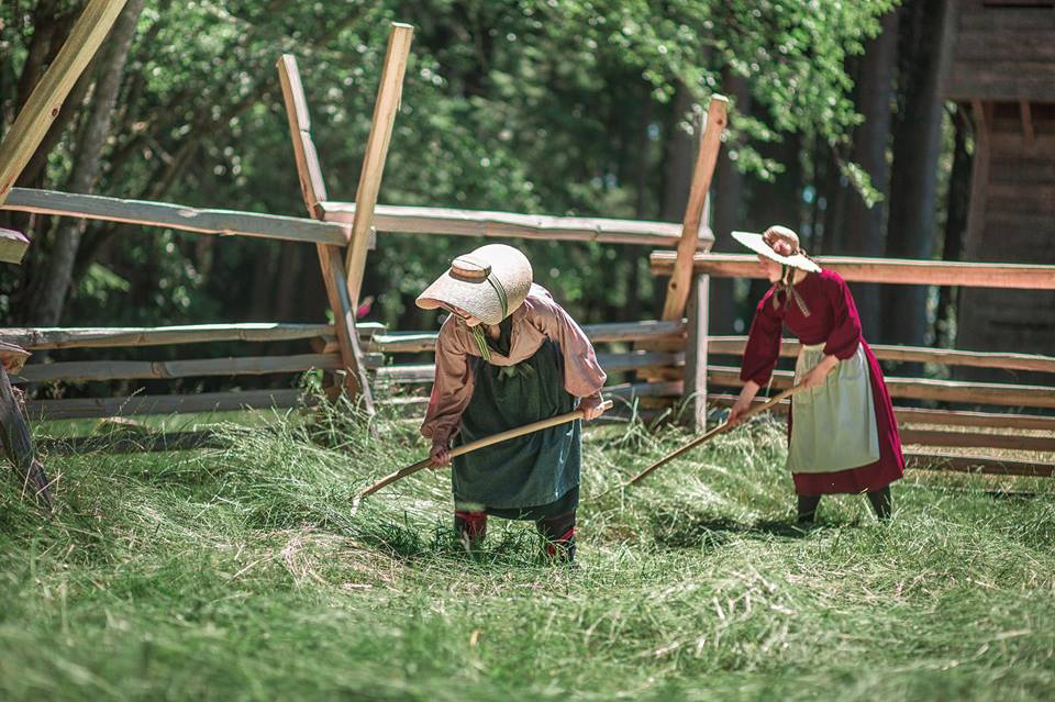 Image from  Fort Nisqually Living History Museum