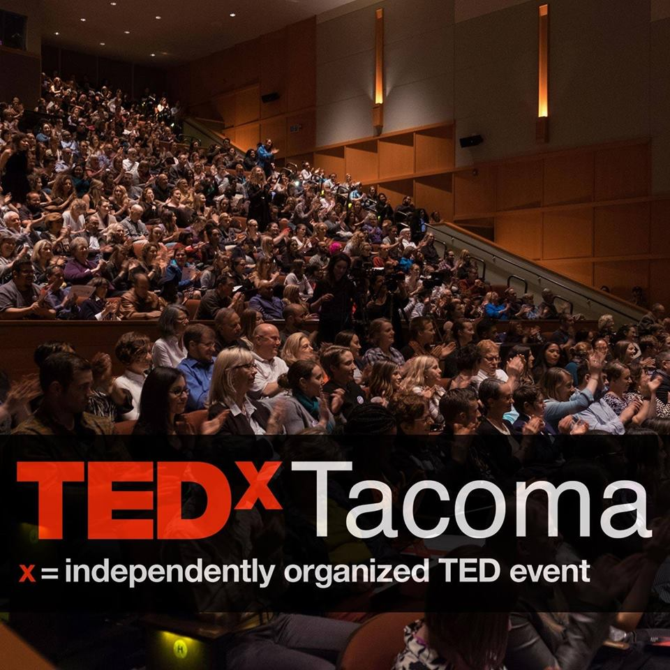 Image from    TEDxTacoma