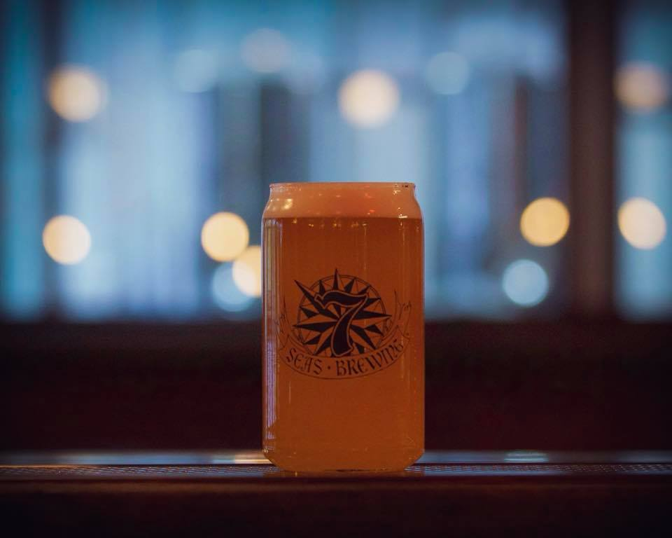 Image from    7 Seas Brewing Co.