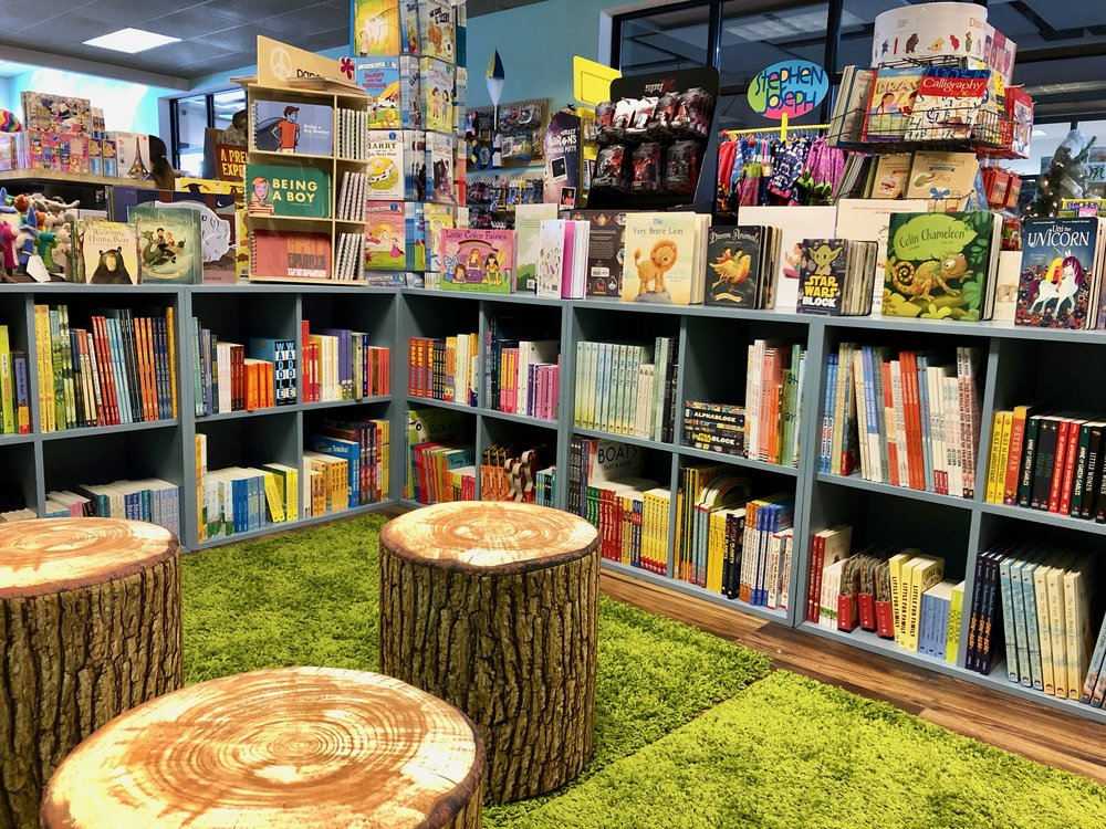The Curious Bear Toy & Book Shop is 1 mile away and is a friendly, well-stocked spot to find gifts for kids of all ages.