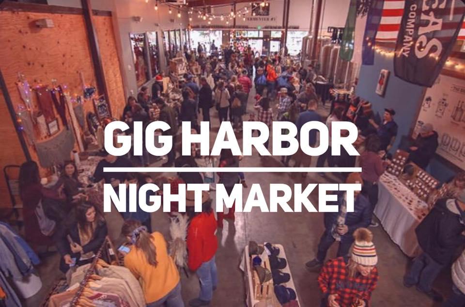 Image from    Gig Harbor Night Market
