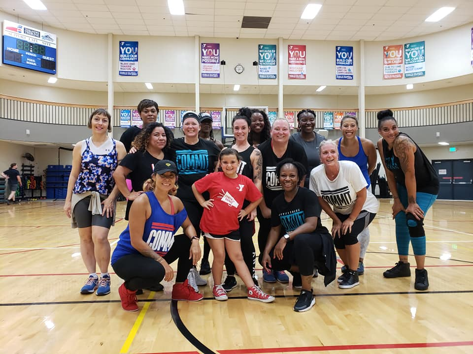 Image from    Tacoma Center YMCA   .  Work out at the YMCA just 5 minutes from home.