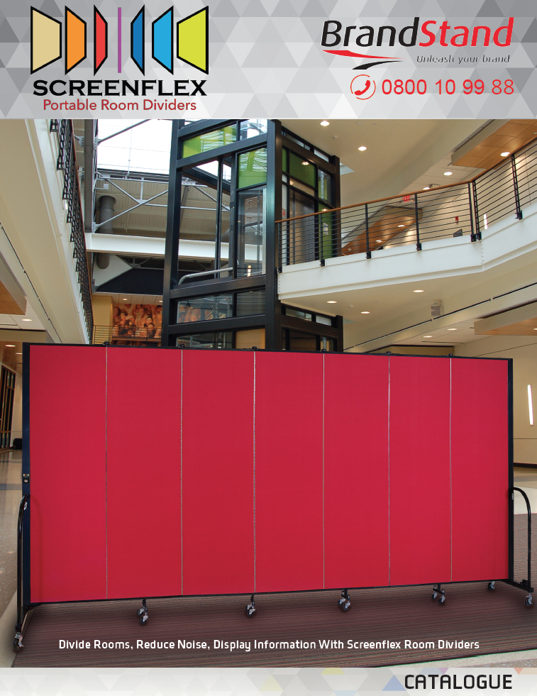 Screenflex Brochure