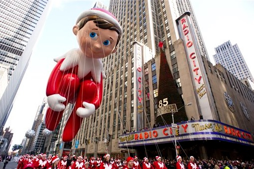 Photo credit: The Elf on the Shelf