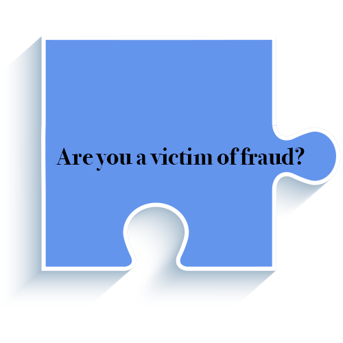 You probably feel angry, betrayed and are in disbelief that someone you trusted has defrauded you.  Decisions you make now are vital.