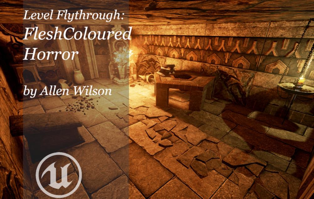 Flesh Coloured Horror — Allen Wilson