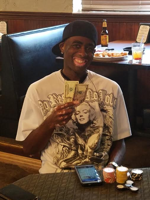 Congratulations to Slurpy Johnson for being the points winner for the month of June!
