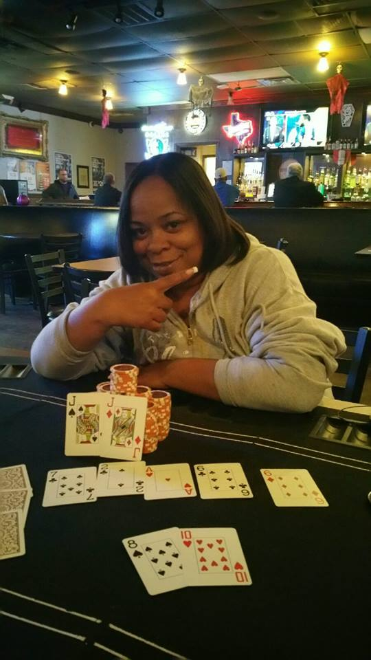 Congratulations to Kim Williams for being the points winner for the month of August!