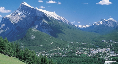 Beautiful Banff, Alberta
