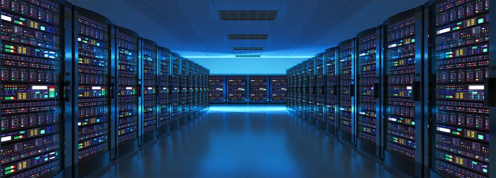 Data centers - energy use + storage