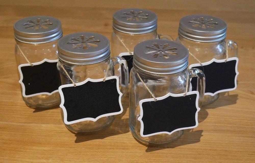 slumber tribe milkshake jar