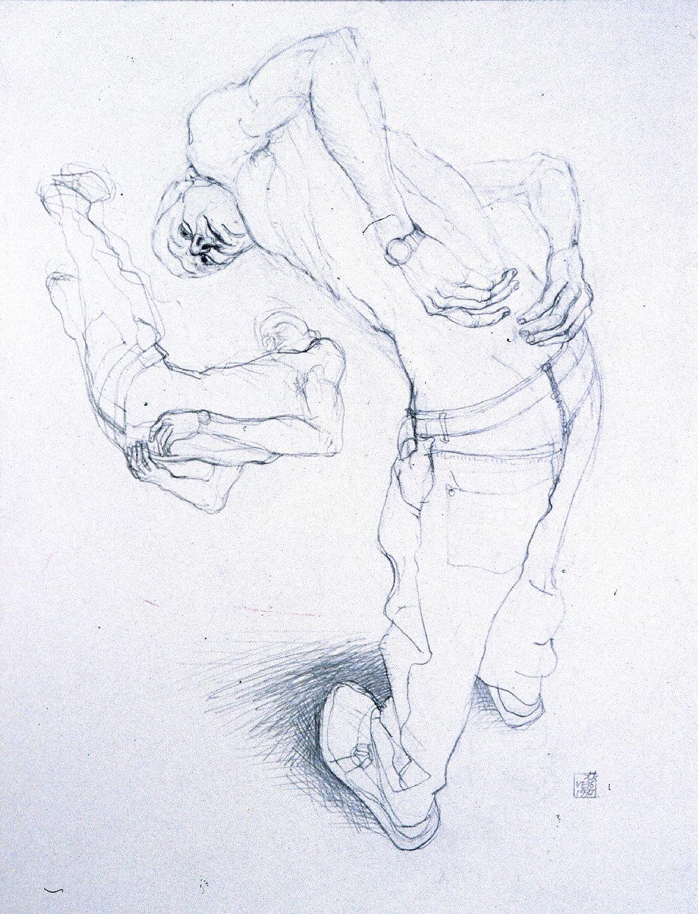 Hovering I, 1997