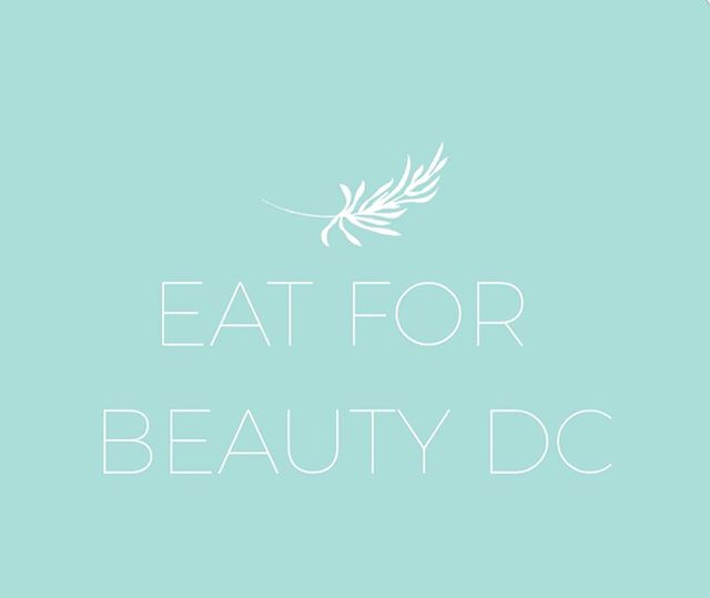 "Back and better with a new blog post, ""Health Entrepreneurs to Watch: EatForBeautyDC."" Read more about Kaylah and Melan's online health platform and food diary by clicking the link in our bio!🌱"