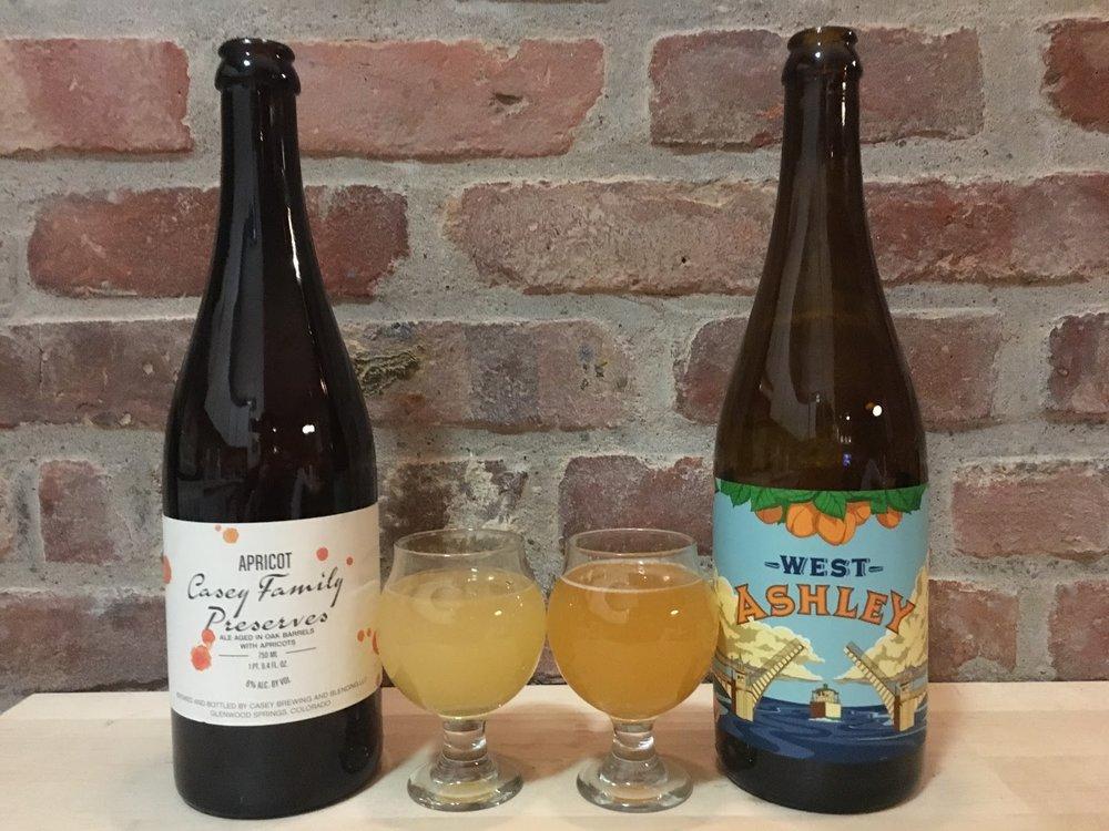 2. Casey Brewing & Blending - Casey Family Preserves Apricot Blend (July 2016)