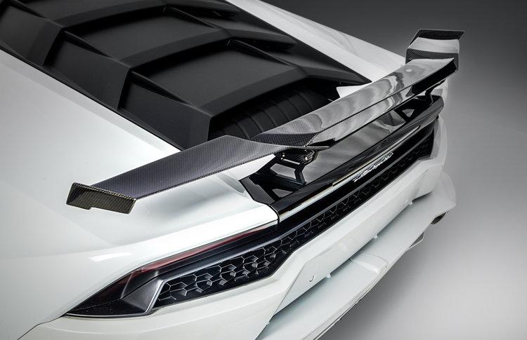 Lamborghini Huracan Hydra Rear Double Wing Morph Auto Design