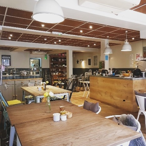 Are you part of Stitch & Bitch, Book Club, NCT groups? We have a lovely spacious venue for you!  We can offer breakfast, lunch or just drinks & cake! 🍰☕️🍷🍽