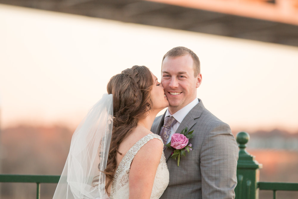Blake & Abbie - A Fairy Tale Wedding in Peoria, IL! 💕 — Amber Mark ...