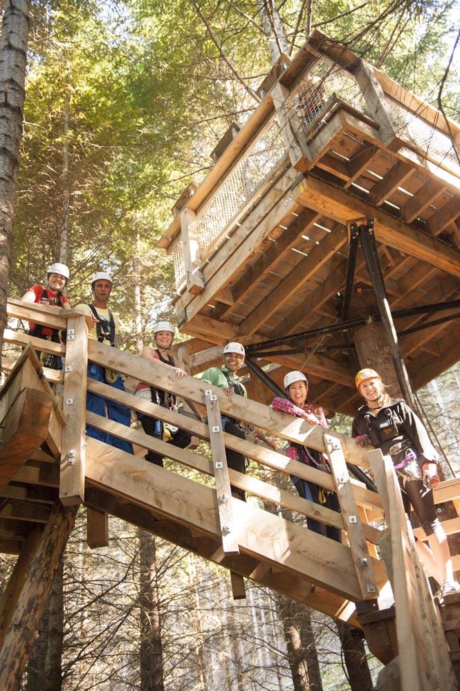 Ziptrek Ecotours Guests on Treehouse.jpg