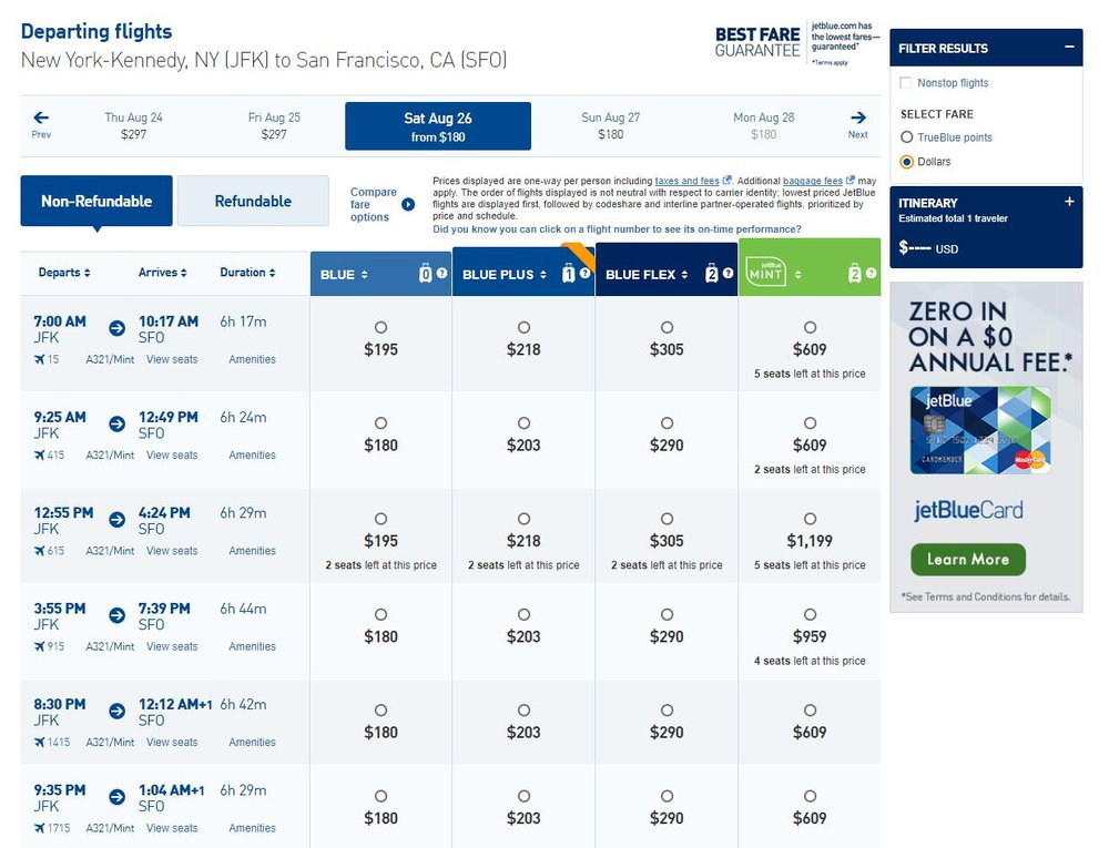 Jetblue Points For Cash Advance