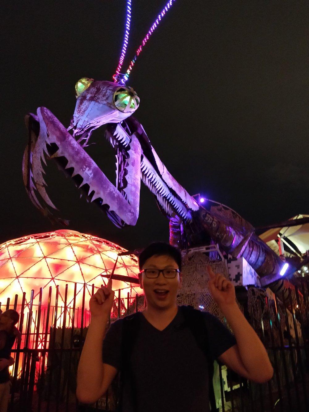 seb and mantis