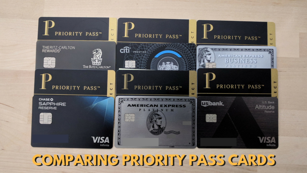 Comparing Priority Pass Benefits: Which Version Is Best? — AskSebby