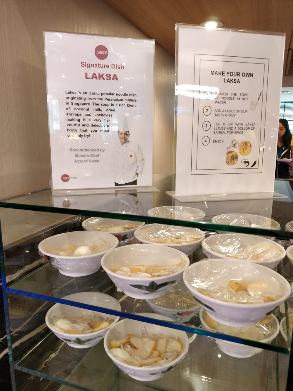 Make your own laksa