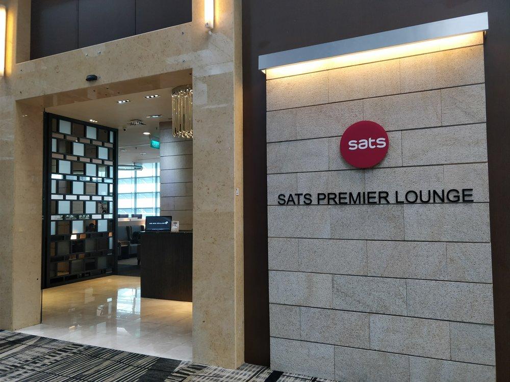SATS terminal 3