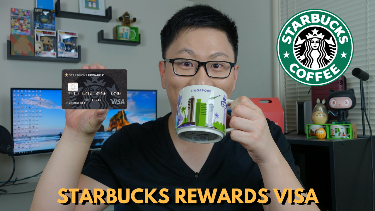 Starbucks Rewards Visa Card Review
