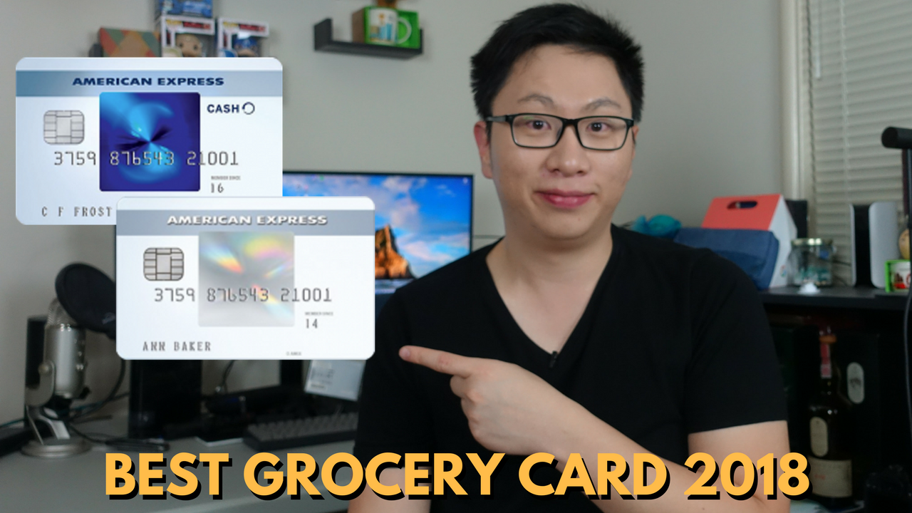 The Best Credit Card For Groceries: American Express EveryDay vs. Blue Cash EveryDay