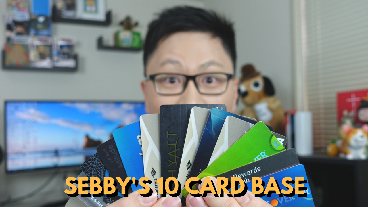 Why I Have 10 Base Cards for My Credit History