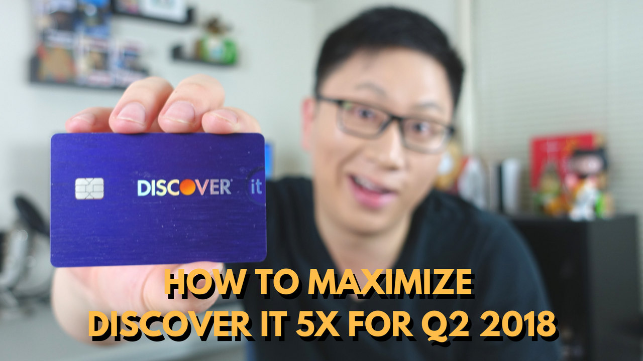 How to Maximize the Discover It 5% Bonus for Q2 2018: Grocery Stores