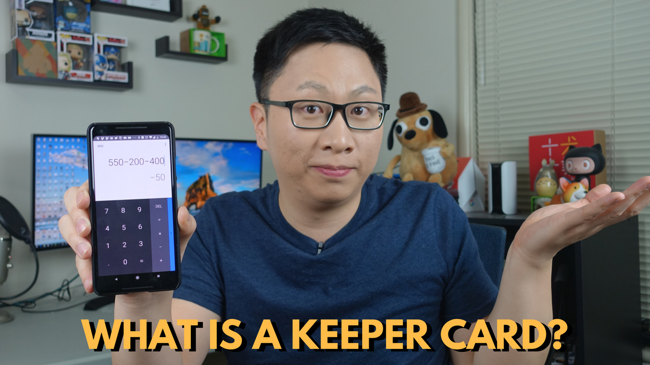 What Is a Keeper Card?