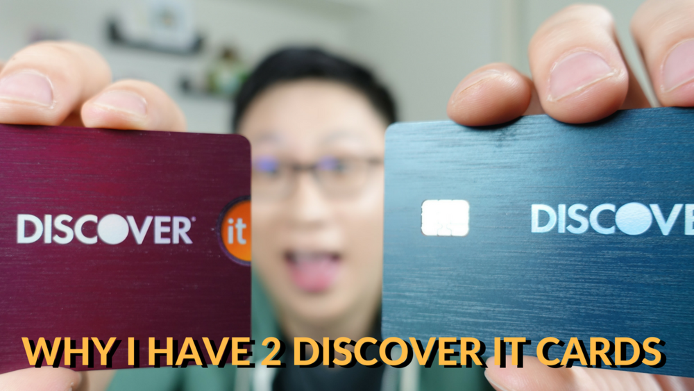 Why i have 2 discover it cards asksebby reheart Choice Image