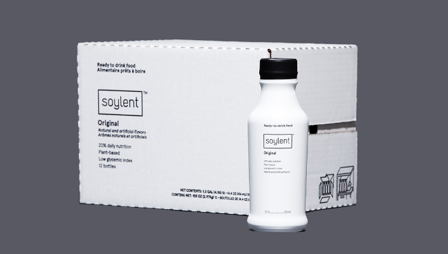 soylent original: https://amzn.to/2vaBpRR