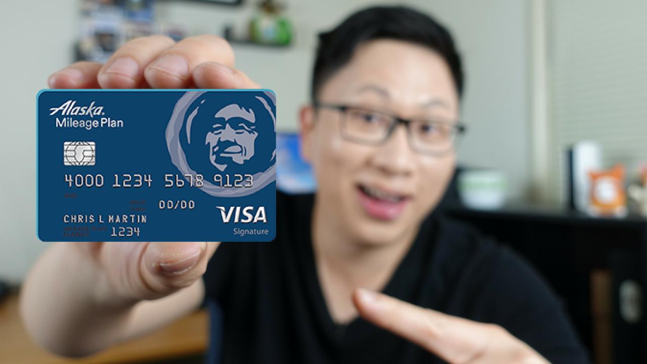 Bank of America Alaska Airlines Visa Signature Review — AskSebby
