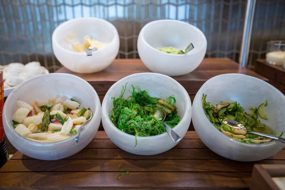 asian salads