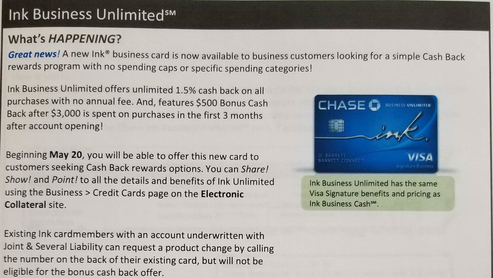 New chase ink unlimited united mileageplus explorer added benefits image via httpsimgurayoqc85c colourmoves