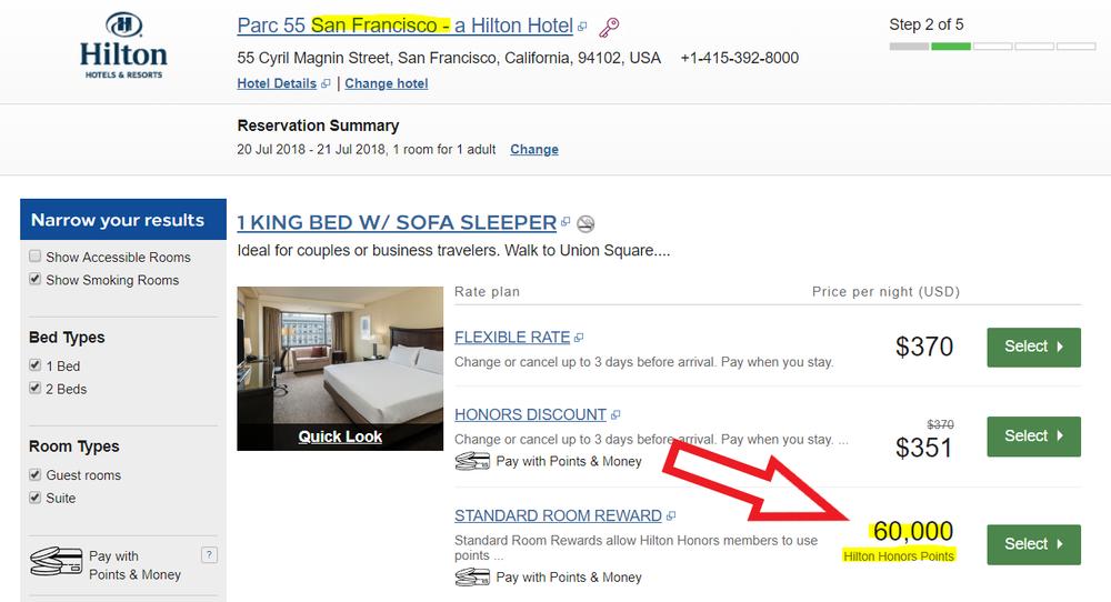 image via http://www3.hilton.com/en/hotels/california/parc-55-san-francisco-a-hilton-hotel-SFOSFHH/index.html