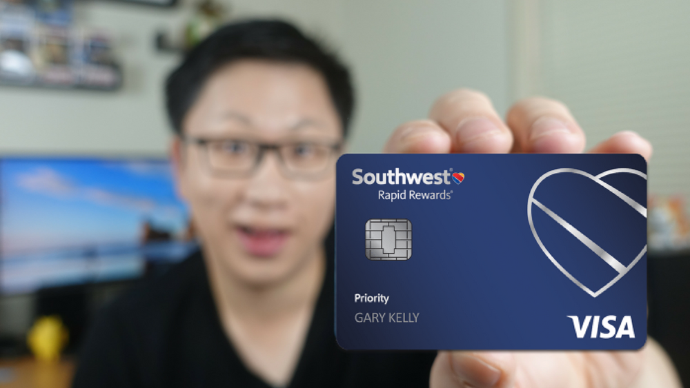 chase southwest rapid rewards priority credit card review asksebby - Southwest Visa Credit Card