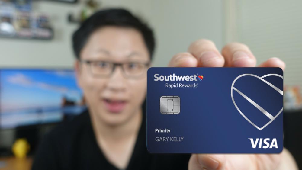 chase southwest rapid rewards priority credit card review asksebby - Southwest Visa Card