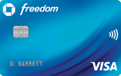 Chase Freedom Credit Card Review — AskSebby