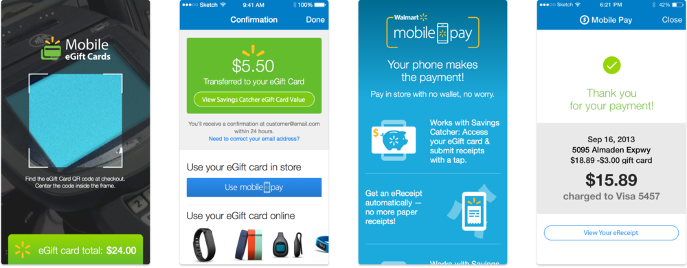 A modified version of the payment feature concept was tested with a prototype