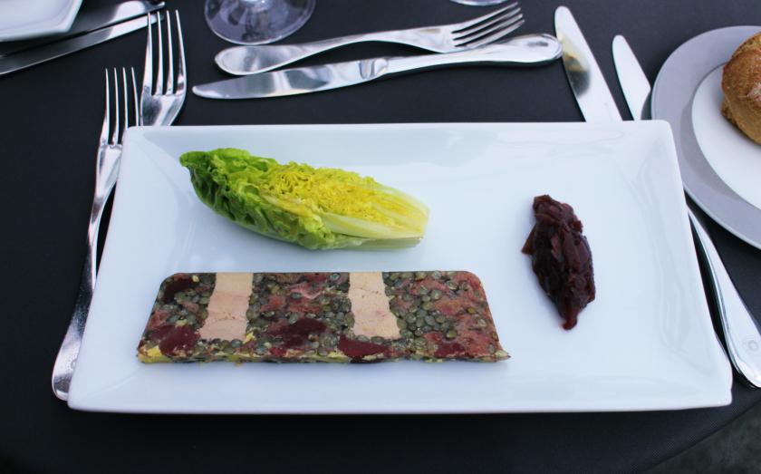 Dinner down the Seine